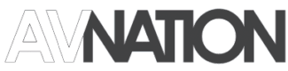 AVNation logo, AV News provider